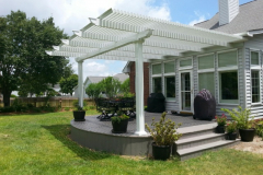 louvered-pergola